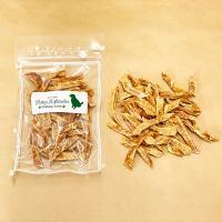 山口県・島根県産ハーブ鶏のササミを使用し、じっくり乾燥させた香りの良いササミです。一口サイズの細切り...