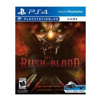 人気商品!! ★Until Dawn Rush of Blood VR (輸入版:北米) - PS4...