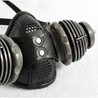 ガスマスク スチームパンク ブラック 黒