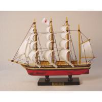 帆船模型(完成品) 日本丸 送料無料  【天然木・手作りの帆船模型】 当サイトに掲載しています帆船模...