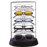 ●縦型で場所をとらず、メガネやサングラスが5個まで取出しやすく収納できます。  ●メガネのサイズやデ...