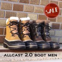 クロックス メンズ ブーツ crocs オールキャスト ブーツ メン allcast2.0 boot men スノーブーツ