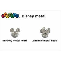 jibbitz【ジビッツ】Disney metal(メール便対応可)