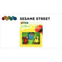 jibbitz【ジビッツ】Sesame-street-3pack/セサミストリート*サンダル