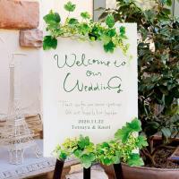 結婚式 披露宴 ウェルカムボード ウェディング ブライダル