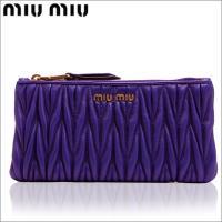 ポイントキャンペーン中!ブランド名:MIUMIU/ミュウミュウ商品:ポーチ品番:5mb153-mat...
