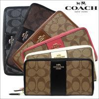 ブランド:コーチ/CAOCH 商品:財布 品番:f54630imaa8ダークブラウン×ブラック、f5...