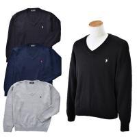 【こちらはゆうパケット対象外 ゆうパックのみでのお届けとなります】  肌に優しい綿100%のセーター...