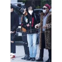 【送料無料】秋 冬 新作◆韓流グッズ/ファッション◆BTS(防弾少年団) Jung Kook ◆応援 男女兼用 スウェット コート