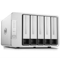 60TBのボリュームに対応する大容量HDDケース。 最大12TBのHDDを5台搭載が可能。またRAI...