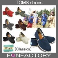 TOMS 靴 レディース Canvas Women's Classics トムスシューズ キャンバス エスパドリ―ユー TOMS