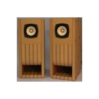 【送料無料!】 適用ユニット10cm 手作りバックロードホーンスピーカー。 初心者でも簡単に組み立て...