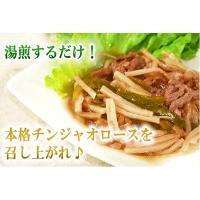 チンジャオロース(豚肉とピーマン炒め)(200g)|fbcreate|06