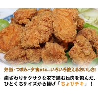 (鶏 とり) (唐揚げ からあげ から揚げ) 一口サイズから揚げちょびチキ(500g)|fbcreate|03