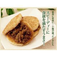 バーガー ライスバーガー 十勝豚丼(120g×2)|fbcreate|06