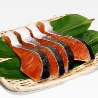 サーモン 鮭 サケ 骨なし秋鮭切り身(60g×5)  切り身秋鮭!海道産秋鮭を骨なし秋鮭を60gの切...