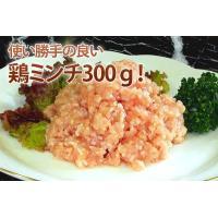 鶏ミンチ 国産鶏肉・鶏ミンチ(鶏肉・挽肉300g) 冷凍食品 業務用 家庭用 国産|fbcreate|03