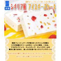 アイスクリーム アイス 送料無料 スイーツ シチリア風 アイスチーズケーキ ギフト (390g)|fbcreate|03
