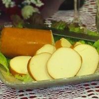 """スモークチーズ!チーズメーカーの老舗""""QBB""""六甲バターが作った業務用のスモークチーズ…  このスモ..."""