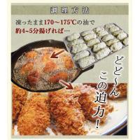カキフライ (広島牡蠣 冷凍かき 25g×20粒)|fbcreate|05
