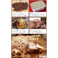 アイスクリーム 業務用 2リットル 明治 チョコ&チョコアイス|fbcreate|04