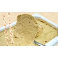 アイスクリーム 業務用 2リットルメープルナッツアイス|fbcreate|06