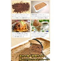 アイスクリーム 業務用 明治4リットルチョコ&チョコ|fbcreate|04