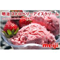アイスクリーム 業務用 明治4リットルストロベリーアイスクリーム|fbcreate|03