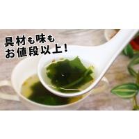 永谷園 わかめスープ(業務用10袋)|fbcreate|04