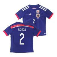「円陣」をコンセプトにしたサッカー日本代表2014新ユニフォーム ジュニアサイズ。 FIFAワールド...