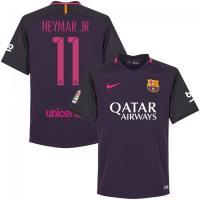 FCバルセロナの16-17シーズンのアウェイは、ありそうでなかったクラブカラーの青とエンジを混ぜた「...