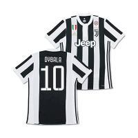 エンブレムが一新! イタリア、セリエAの名門ユベントス2017-18シーズン ホーム ユニフォーム。...