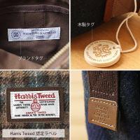 ヘミングス Harris Tweed ハリスツイード N3/4E ミニショルダーバッグ/ポーチプレゼント(当店限定)