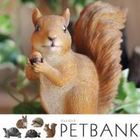 リアルな造形なのにとってもキュート!思わず撫でてしまいそうな貯金箱、「PET BANK・ペットバンク...