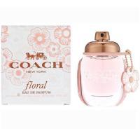 ■レディース  コーチ アイコンのティー ローズにインスパイアされた 新しいフェミニンな香りのコーチ...