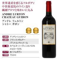 赤ワイン フランス ボルドー アンドレ リュルトン シャトー ギボン 2016 750ml wine|felicity-y|04