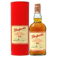 ウイスキー グレンファークラス 10年 40度 正規 円筒箱付 700ml 包装不可 シングルモルト 洋酒 whisky|felicity-y