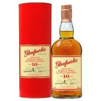 ウイスキー グレンファークラス 10年 40度 並行 円筒箱付 700ml 包装不可 シングルモルト 洋酒 whisky|felicity-y