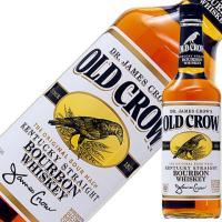 ウイスキー オールド クロウ 40度 正規 箱なし 700ml バーボン 洋酒 whisky|felicity-y
