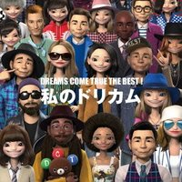DREAMS COME TRUE THE BEST!私のドリカム / DREAMS COME TRUE (CD)