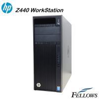 ワークステーション hp Z440 Workstation タワー型 空冷 Quadro K420  WPS Office付き Windows10Pro 64bit  中古パソコン