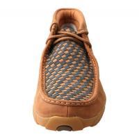 ツイステッド エックス ブーツ メンズ レインシューズ・長靴 シューズ・靴 MDM0057 Driving Moc Chukka Oiled Saddle/Blue Leather