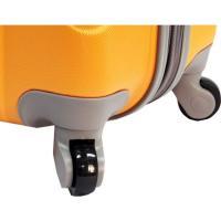 """ビバリー ヒルズ カントリー クラブ メンズ スーツケース・キャリーバッグ バッグ Malibu 21"""" Hardside Spinner Carry On Orange"""
