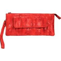 ラチコ レディース クラッチバッグ バッグ Millicent Clutch 5306 Red Leather