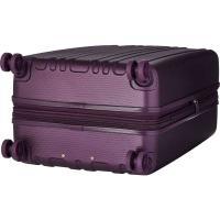 ヘデグレン メンズ スーツケース・キャリーバッグ バッグ Transit Gate Medium Expandable Spinner Purple Passion