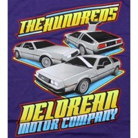 ザハンドレッズ The Hundreds メンズ トップス Tシャツ The Hundreds Delorean Motor Company DMC Car Show Tee