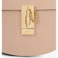 クロエ レディース ショルダーバッグ バッグ drew mini leather cross-body bag Cement pink