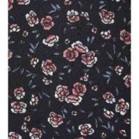 クロエ レディース トップス Floral-printed top Multicolor Bleu