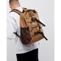 カーハート メンズ バックパック・リュック バッグ Carhartt WIP Kickflip Backpack In Brown Brown