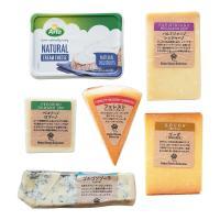 ワインや日本酒等、お酒のおつまみにぴったり! 世界のチーズ6種類をセットにしました。  <詰め...